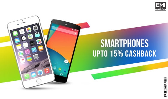 Mobiles 20% Cashback on Rs.1500 @PayTm