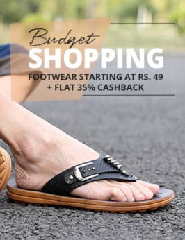 Clothing, Footwear, Accessories & Beauty Extra upto 70% Cashback – PayTm