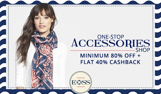 Stop Shop for You: Min 80% off + Extra 40% Cashback
