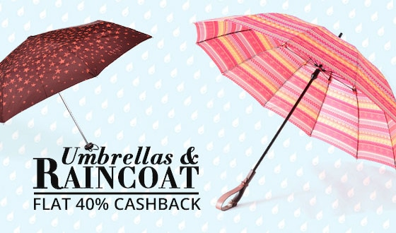The Monsoon Shop - Umbrellas and Raincoats