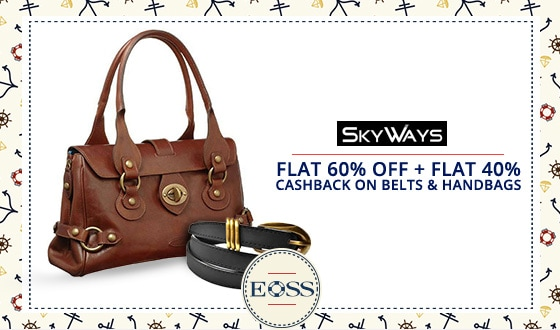Skyways - Belts and Handbags