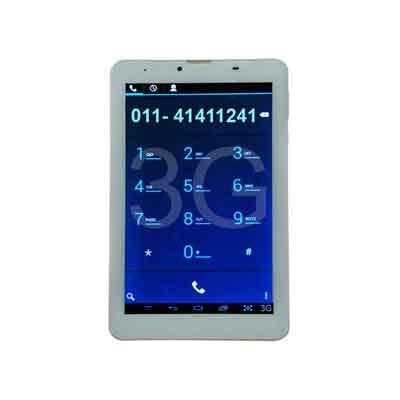 Ambrane A3-7 Plus Duo Tablet 4 GB (White)