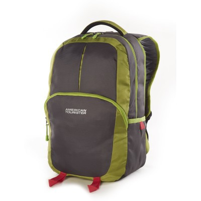 American Tourister ZING 2016 LAP BACKPACK 008-GREEN
