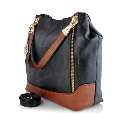 Dolse & Stela Black Handbag