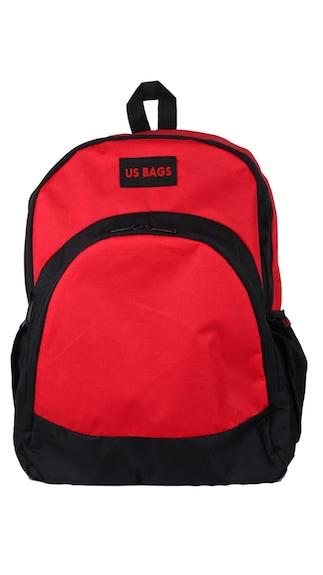 US Bags Red Laptop Bag