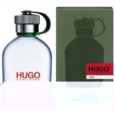 Hugo Man By Hugo Boss For Men 125 Ml