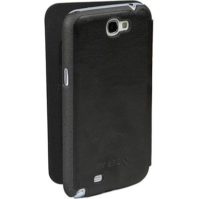 Beingshoppers Flip Cover For Samsung Galaxy Note2 N7100 (Black)