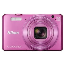 Nikon Coolpix S7000 16 MP Point & Shoot Camera (Pink)