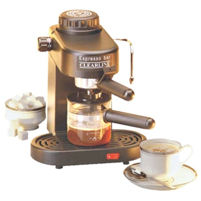 Clearline Espresso Coffee Maker With Mini Chopper (Multi)