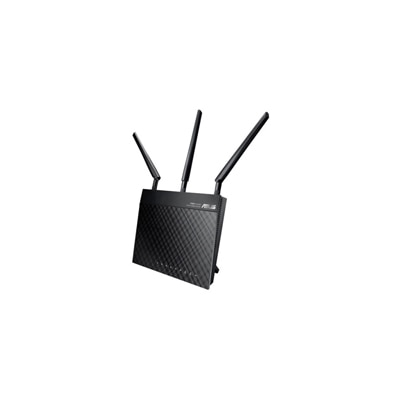 Asus RT-N66U Dual-Band Wireless-N900 Gigabit Router - 2091186
