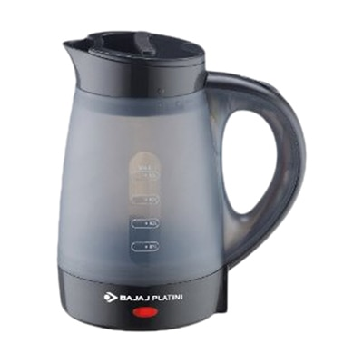 Bajaj Platini PX 112K 0.4-Litre Travel Kettle (Black)