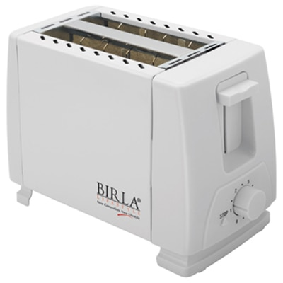Birla Lifestyle Bel-222 2 2 Slice 700 W Automatic Pop-up Toaster