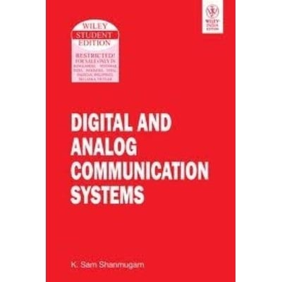 Digital And Analog Communication Systems available at Paytm for Rs.274