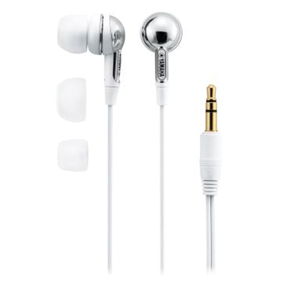 Yamaha EPH-30 Wired In Ear Earphone (White)