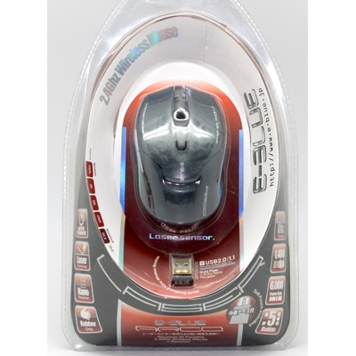 Eblue Arco 5D Wireless Laser Mouse