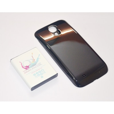 Gioiabazar 5600Mah Extended Battery Cover Case For Samsung Galaxy S4 Iv I9500 Nfc Enabled - 3116664