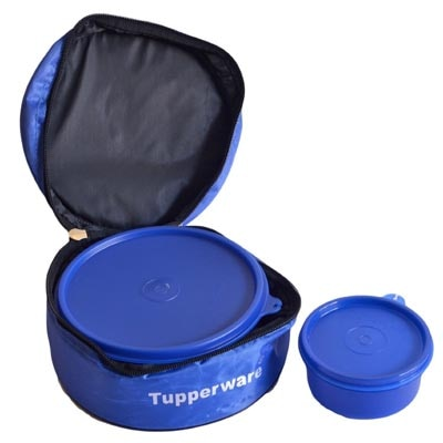 Tupperware Classic Lunch Box With Bag