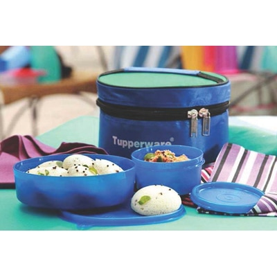 Varmora Tupperware Microwavable Classic Lunch Box