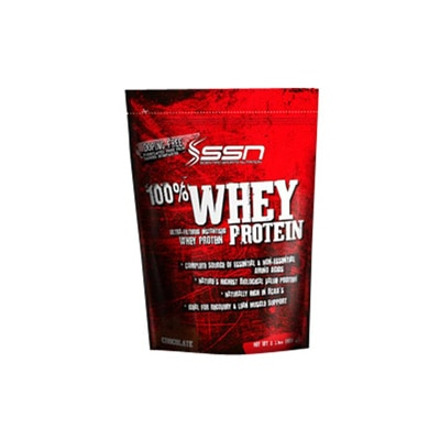 SSN 100% Whey Protein 10 Lbs