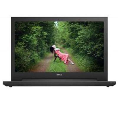 Dell Inspiron 15 3542 Notebook (4th Gen Intel Celeron Dual Core 2957U/4GB RAM/500GB HDD/15.6 Inche/DOS) (Red)