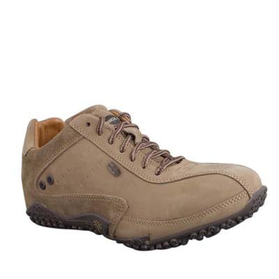 woodland khaki casual shoes