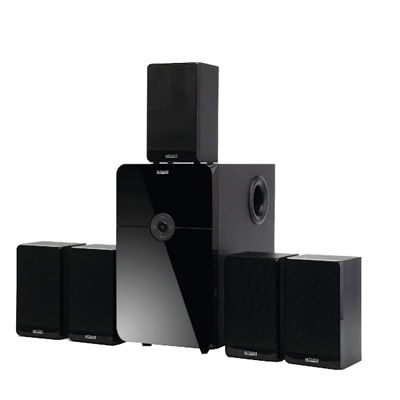 Mitashi BS-120BT 5.1 Home Theatre With 8500W PMPO