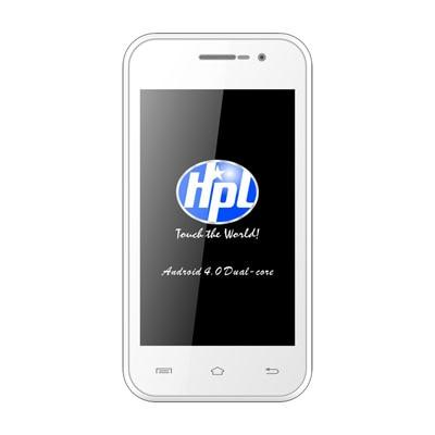 HPL A40 Dual Core (White)