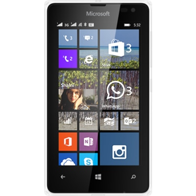 Microsoft Lumia 532 (White)-mobile phones