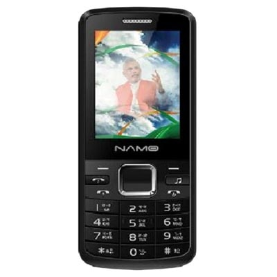 Smart Namo Dual Mobile Phone (Black)