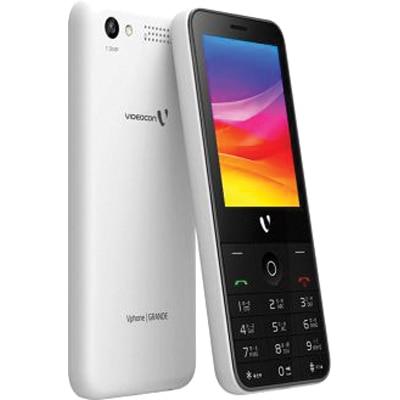 Videocon Grande Mobile Phone (Black & White)