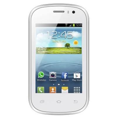 Vox Kick K1 Dual Sim Smartphone (White)