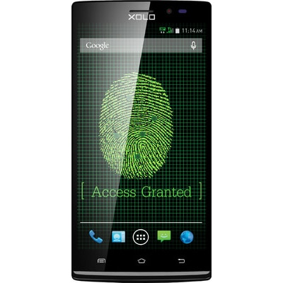 Xolo Q2100 8 GB (White)