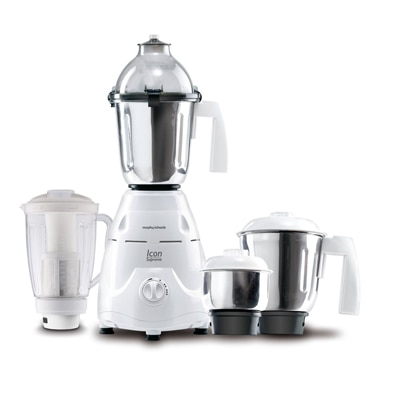 Morphy Richards Icon Supreme 750 W Mixer Grinder With 4 Jars