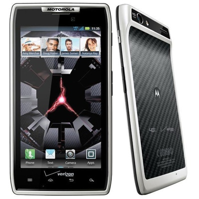 Motorola Droid Razr XT912 Mobile (Black)