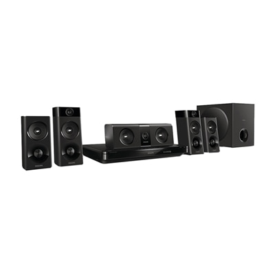Philips HTB5520D-94 5.1 3D Blu-ray Home Theatre System