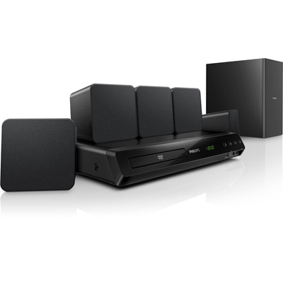 Philips HTD3520G-94 5.1 Home Theatre