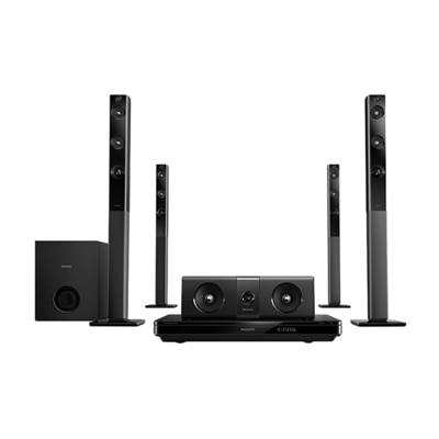 Philips HTD5580-94 5.1 DVD Home Theatre System