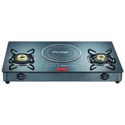 Prestige Cooktop 2 Burner GTIC-03L Hybrid Combi - 2817375