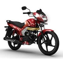 Mahindra Centuro N1 - Red