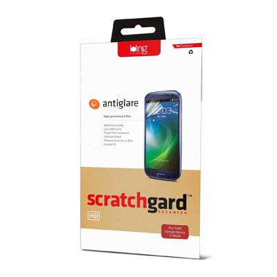 ScratchGard HD Anti Glare Scratch Guard Screen Protector For Sony Xperia T3