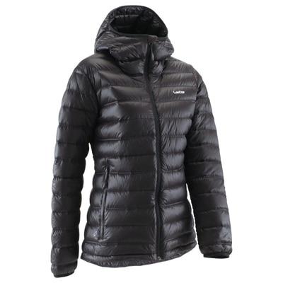 Quechua Doondoon Ultra Black Jacket