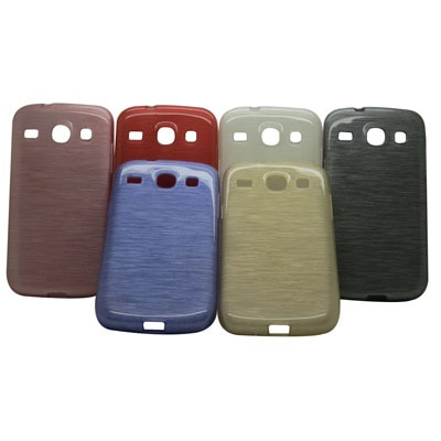 Snooky Matellic Back Cover For Samsung Galaxy Galaxy Core I8262