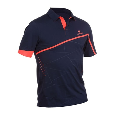 Artengo 900 Men Polo Tshirt-Navy