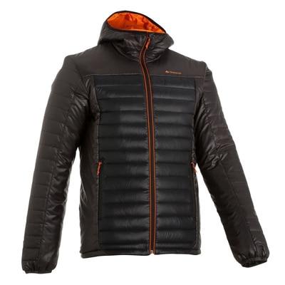 Quechua Xlight For Men Sweatshirt-Black
