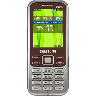 Samsung Metro DUOS C3322  Wine Red  available at Paytm for Rs.3499
