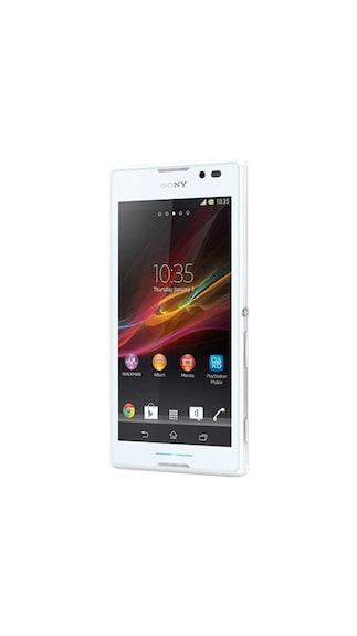 Sony Xperia C (White)