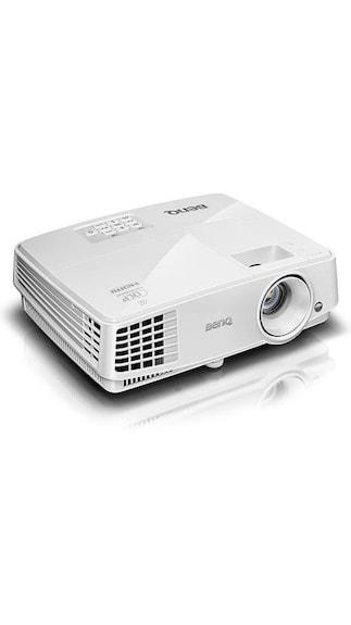 BenQ MS527 DLP Business Projector (White)