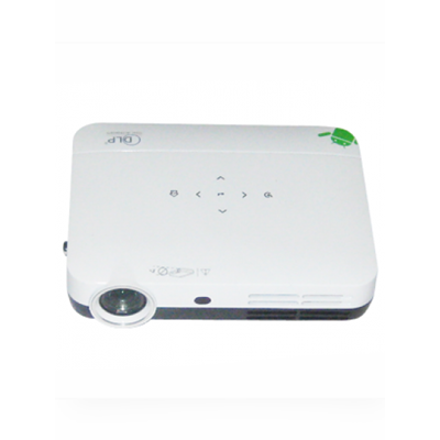 Devizer Allium+ LED/3D Projector (White)