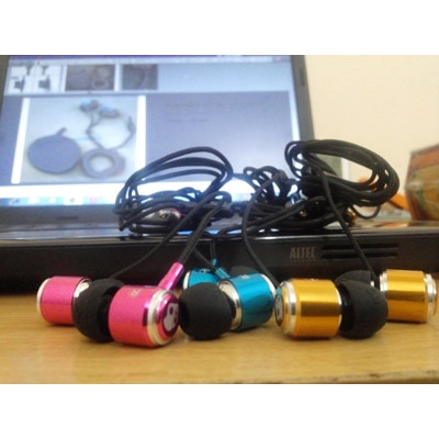 Skullcandy Ink'd Wired In Ear Headphone (Assorted)