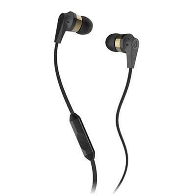 Skullcandy INKD S2IKDY-144 In Ear Earphones With Mic (Gold)